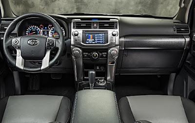 2019 Toyota 4Runner Specs