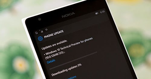 apple iphone rumors had windows 10 mobile no need for wp 8 1 fixes many bugs 10136