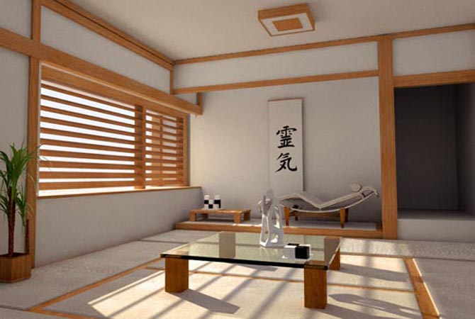 Music n 39 more house designs - Modern japanese interior design ...