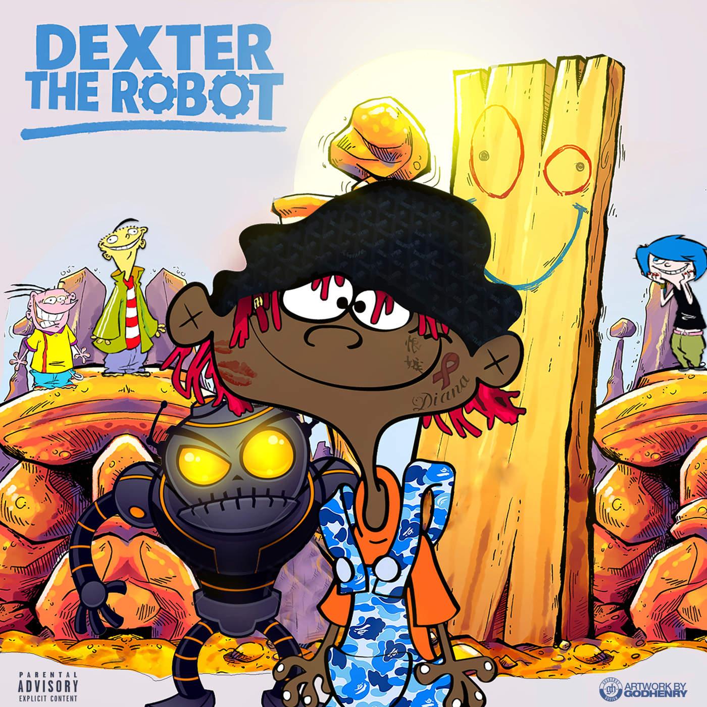 Famous Dex - Dexter the Robot Cover