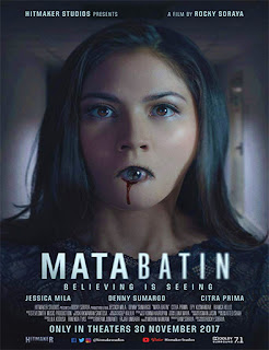 Ver Mata Batin (The Third Eye) (2017) Gratis Online