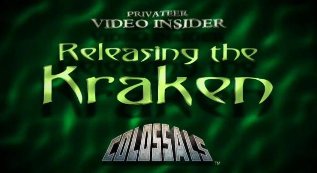 Realeasing the Kraken: Cryx Collosal Revealed screen capture