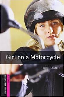 Starter - John Escott - Girl on a Motorcycle
