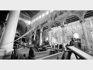ATENTADO CON MUERTOS Y HERIDOS EN EL CAIRO QUE SE REPITE EL ESCENARIO DE ALEJANDRÍA AÑOS ATRAS