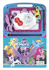 My Little Pony MLP The Movie: Learning Series Books