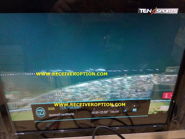 STAR TRACK SR 9500X HD RECEIVER POWERVU KEY NEW SOFTWARE