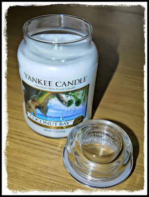 candle, scented, home