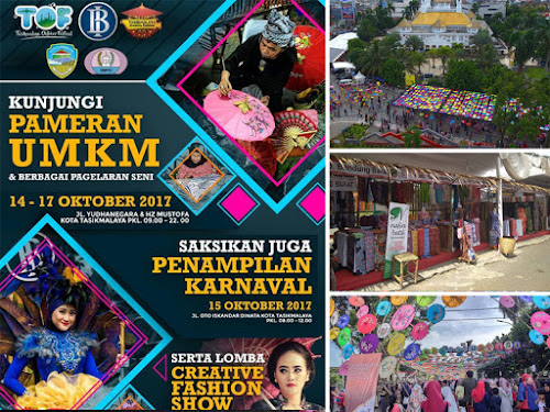 Pembukaan Tasikmalaya October Festival 2017