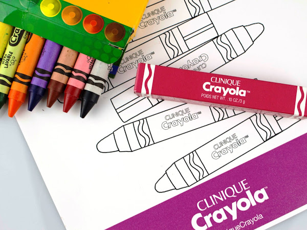 Clinique // Crayola Chubby Stick [LE]
