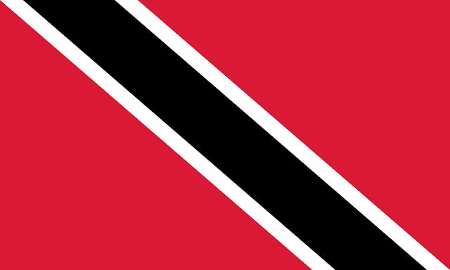 Bendera Trinidad dan Tobago