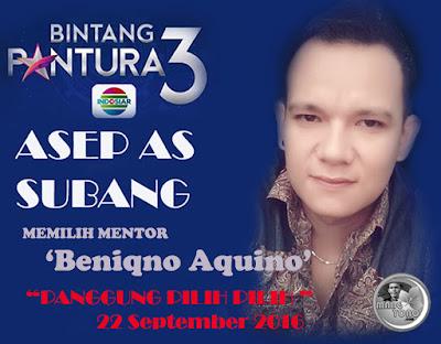 Asep AS Subang Lolos Babak Pilih – Pilih Bintang Pantura 3 Indosiar.