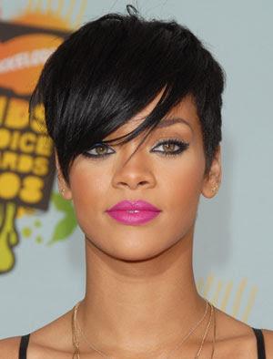Replay Rihanna Sheer Necessity Rihanna S Hairstyle 2005 2012