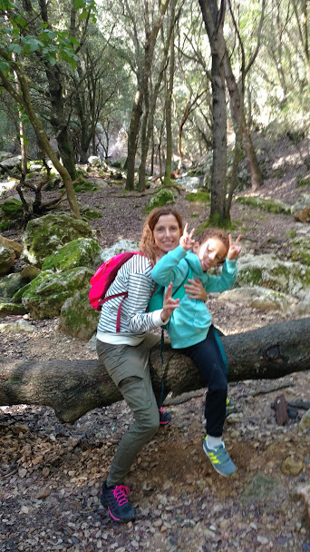 excursión con niños