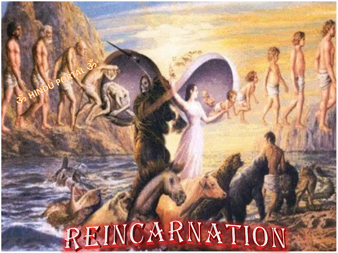 Reincarnation - Cycle of Birth and Death
