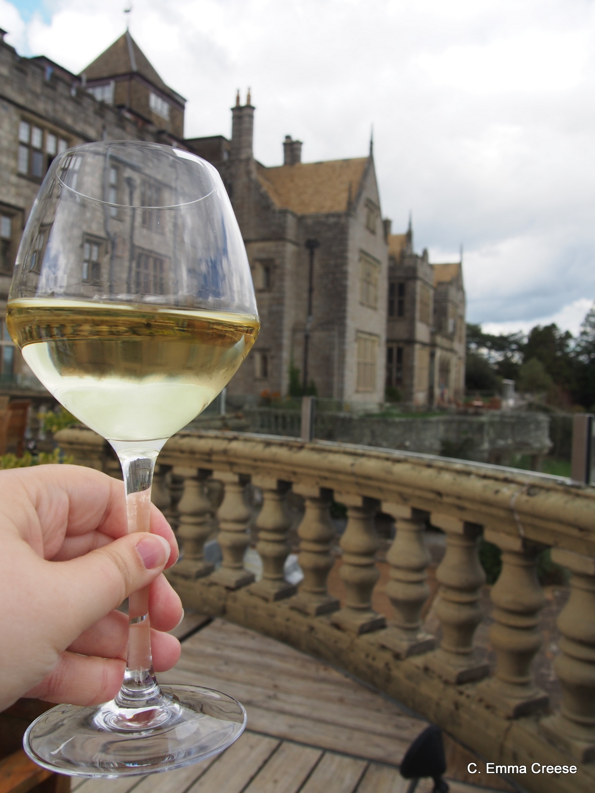 Eating at the luxurious Bovey Castle Hotel – Codename: OperationDon'tTellAftab
