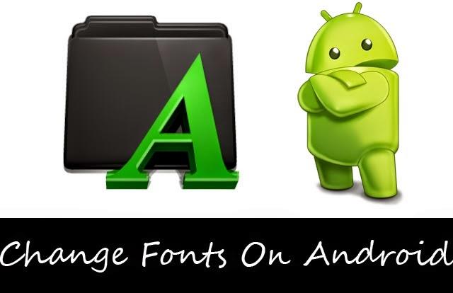 Cara Mengganti Font Android Tanpa ROOT [tutorial]