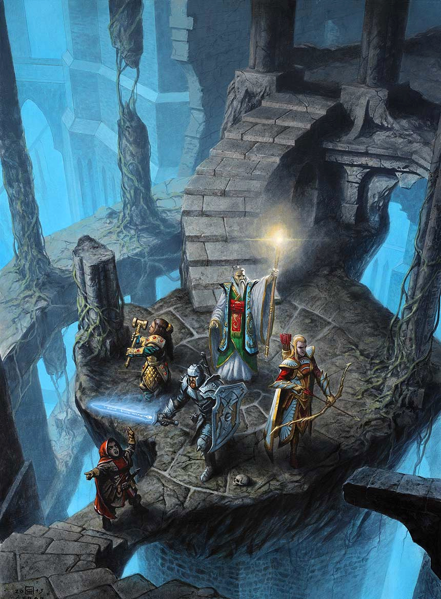 Power Score Dungeons Amp Dragons Future Storylines