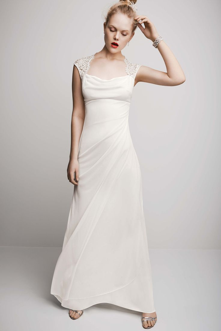 Wedding Dresses For Second Marriage Over 40 Simple Gowns 2nd