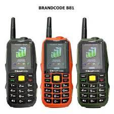 Spesifikasi Hape Antik Brandcode B81