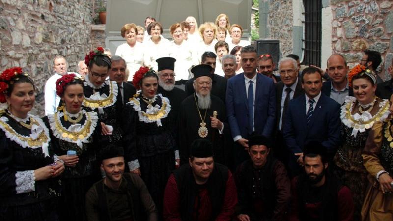 Εκδηλώσεις τιμής για τον Στέφανο Καραθεοδωρή στο Νιχώρι του Βοσπόρου