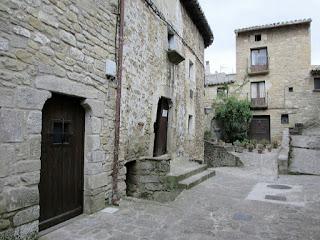Plaza de la Sartén; Sos del Rey Católico; Cinco Villas; Aragón; Judería