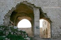 Israel Travel Guide: Migdal Afek national park (Migdal Zedek, Majdal Sadeq, Mirabel castle, Ras-el-Ain)