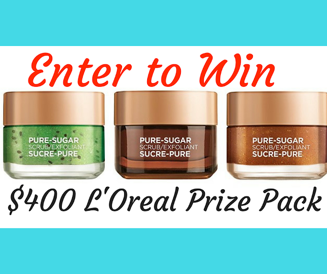 WIN a $400 L'Oreal Prize pack