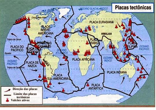 Aotearoa Mapas Hidrografia E Placas Tectonicas