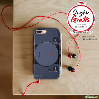Download Mockup Custom Case Iphone 6+ gubuk hijau