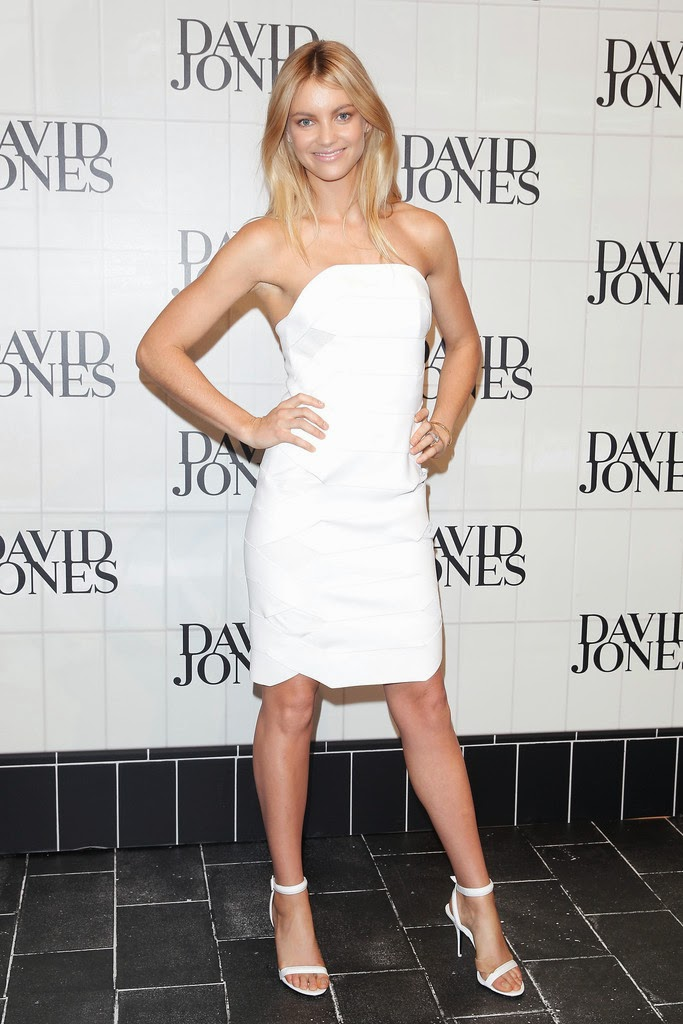 Elyse Taylor – David Jones Autumn/Winter 2015 Collection Launch in Sydney