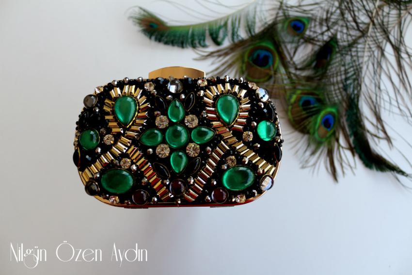 alışveriş-abiye çanta-taşlı abiye çanta-moda blogu
