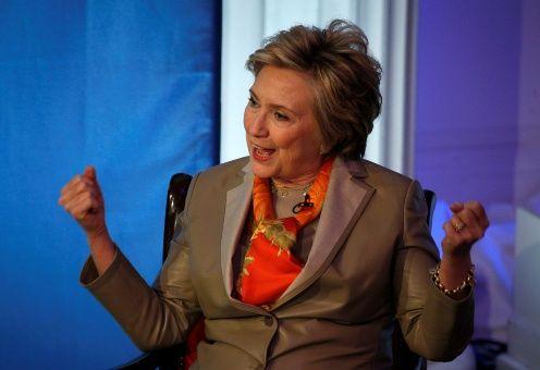 """Clinton, lista para estar en """"resistencia"""" a Gobierno de Trump"""