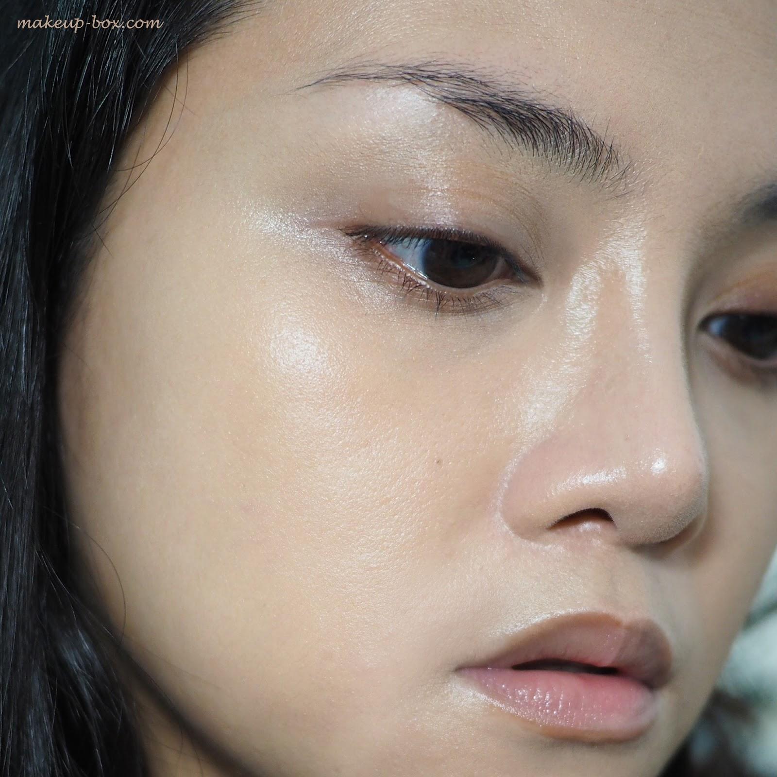 The Makeup Box Cle De Peau Beaute Radiant Cream Foundation And