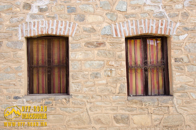 Architecture detail - Traditional Architecture - #Macedonia #Prespa #Ljubojno -