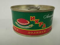 Продажа красной икры Доллинск, жб банка