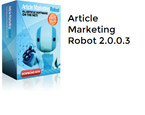 Article Marketing Robot 2.0.0.3 Download