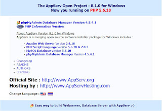 AppServ-Version-8