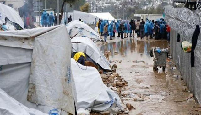 «Σιωπή» από τον ΣΥΡΙΖΑ για το χάος στους καταυλισμούς