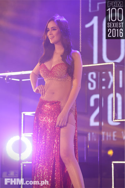 Kim Domingo FHM 2016