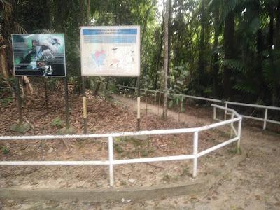 Aktiviti di Hutan Rekreasi Tanjung Tuan, Cape Rachado, Rumah Api Tanjung Tuan, Bukit Batu Putih Tanjung Tuan, Hiking Bukit Batu Putih, Rekreasi Port Dickson