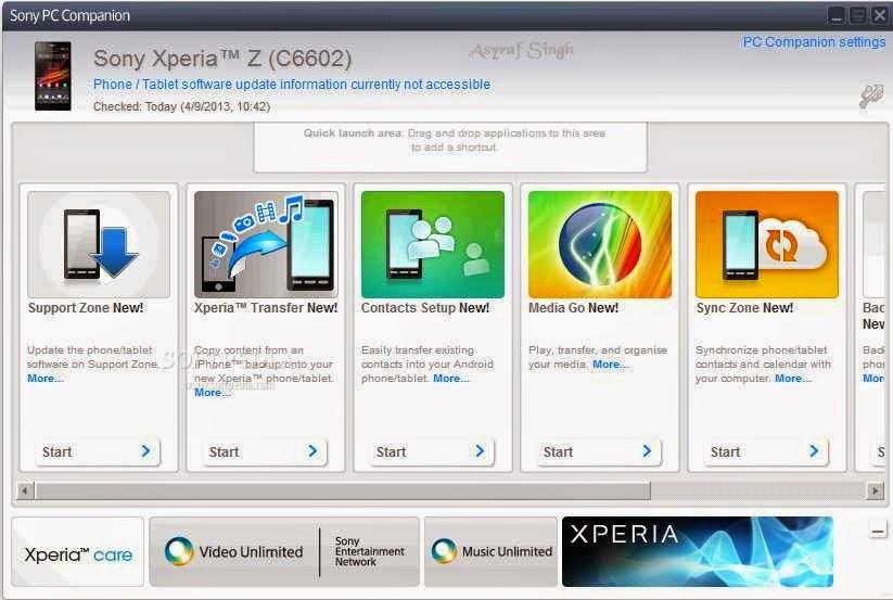 Cara hard Reset Sony Xperia Z Ultra C6802