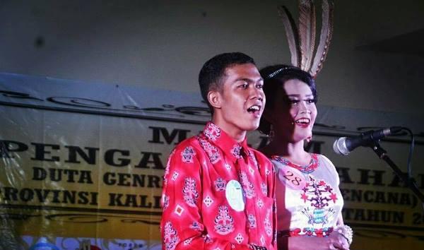 Mahasiswa MPI Menjadi Finalis Duta Genre Kalteng