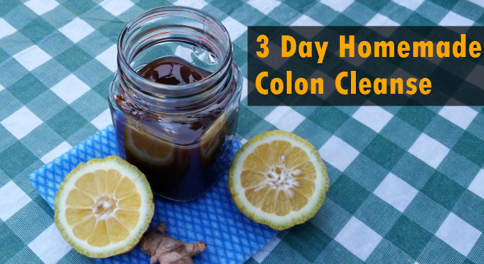3 Day Homemade Colon Cleanse Juice Recipe To Detox Your Colon