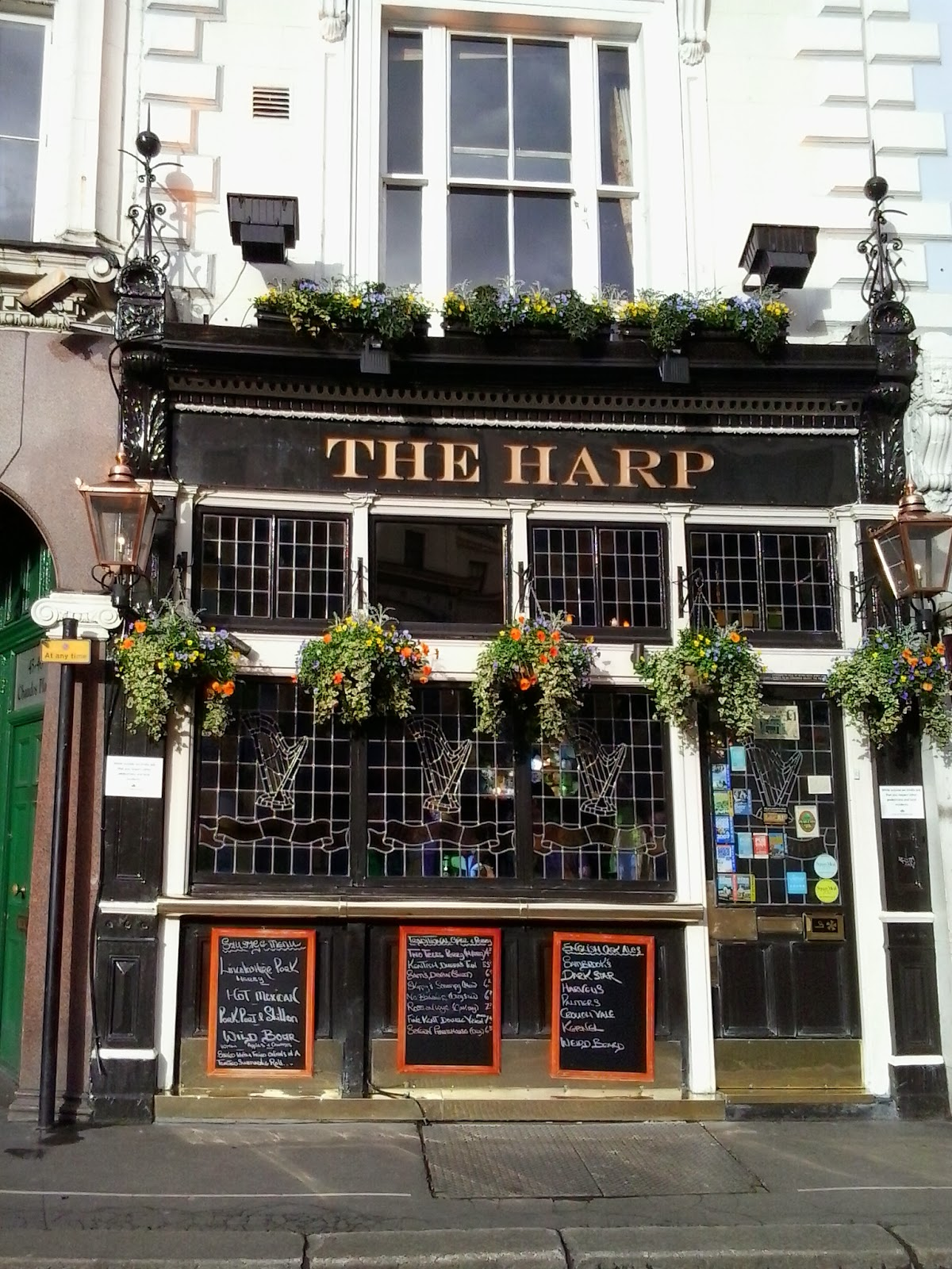 London Pubs: The Beermeister's Blog: 5 Favourite (some Old Favourite