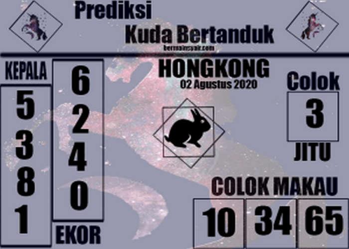 Kode syair Hongkong Minggu 2 Agustus 2020 167