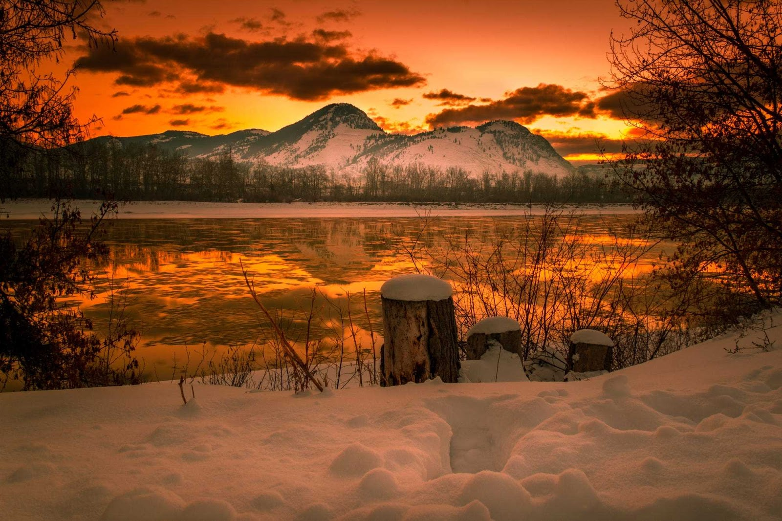 Beautiful Nature Landscapes Of Canada By Raul Weisser