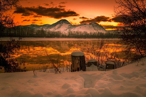 beautiful nature landscapes of