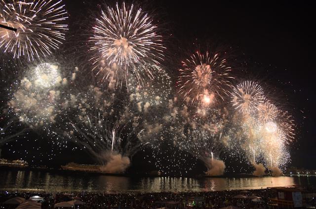 Ano Novo em Copacabana