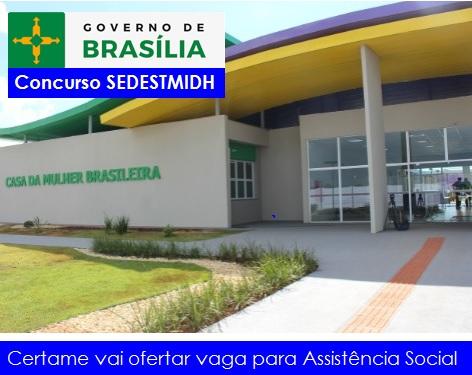 Apostila SEDEST - Concurso SEDESTMIDH DF
