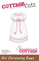 http://www.scrappingcottage.com/cottagecutzgirlchristeninggown.aspx